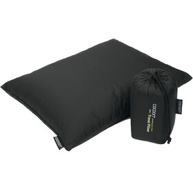 Cocoon Travel Pillow Relleno Plumón 33x43cm, charcoal